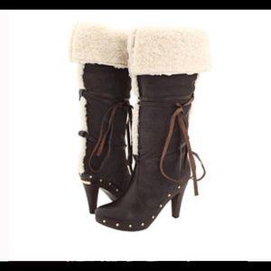 Michael Kors tall boots size 5 1/2